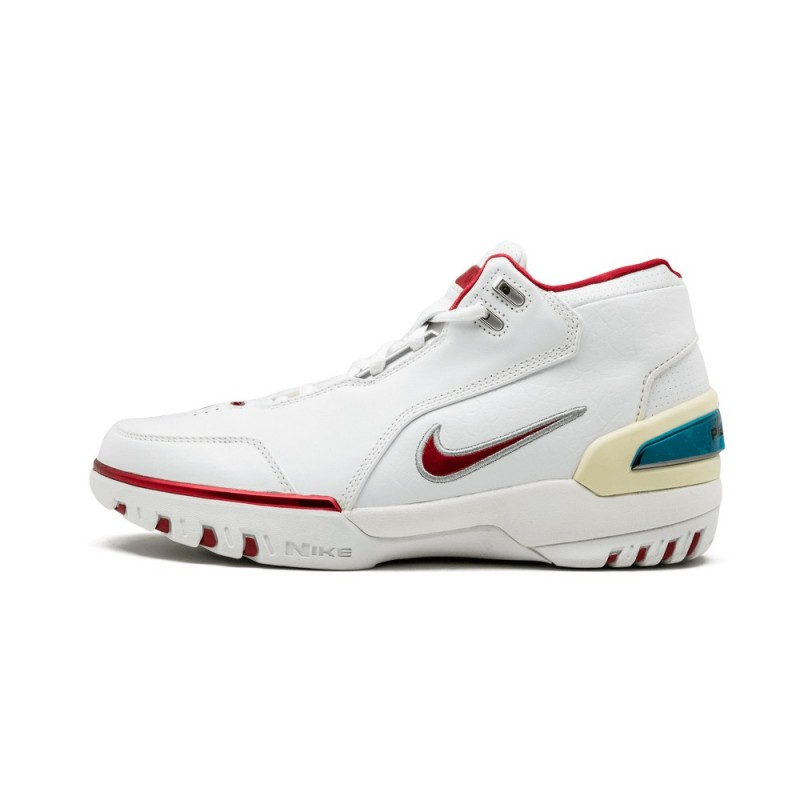 Nike Air Zoom Generation 308214-161 White ,Silver