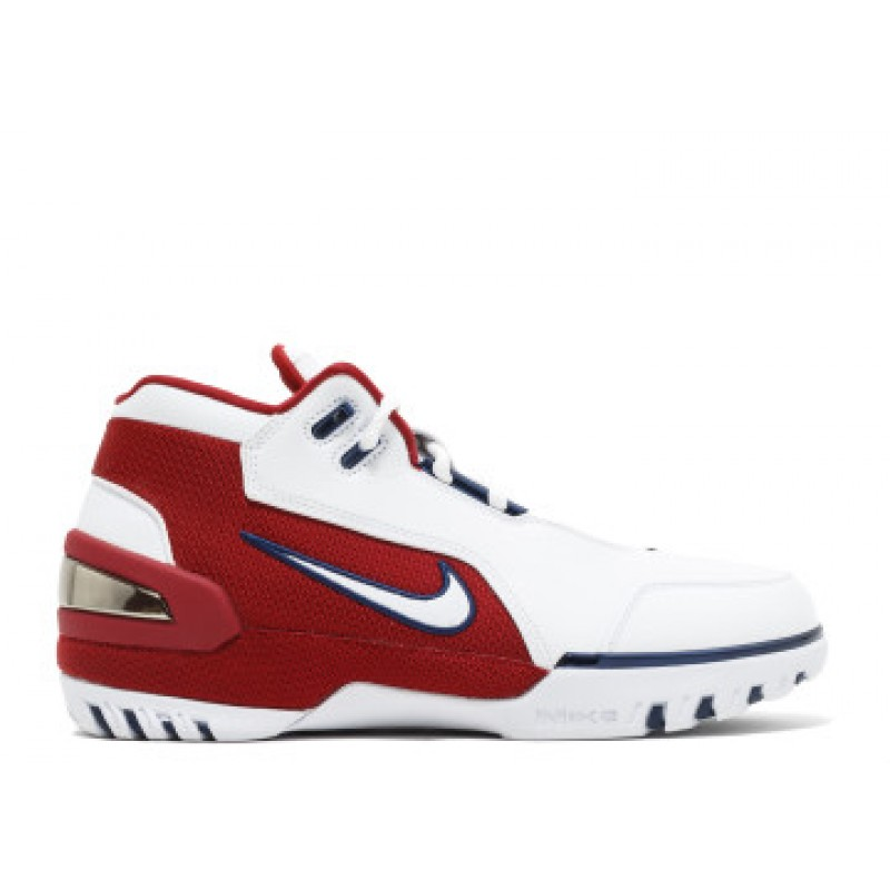Nike Air Zoom Generation1st Game308214-112 White