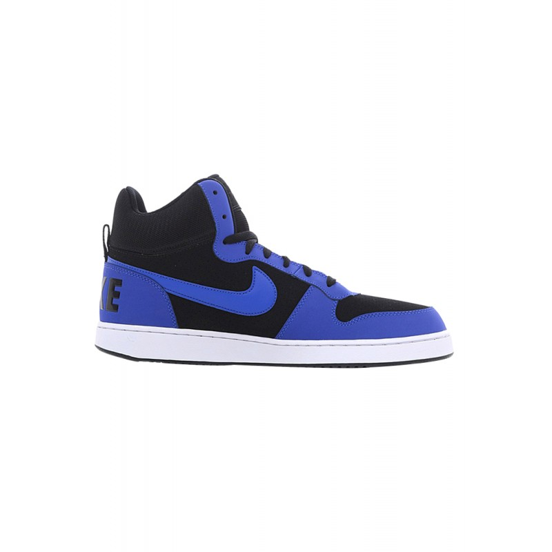 Nike Court Borough Mid 838938-001 Black ,Blue ,White