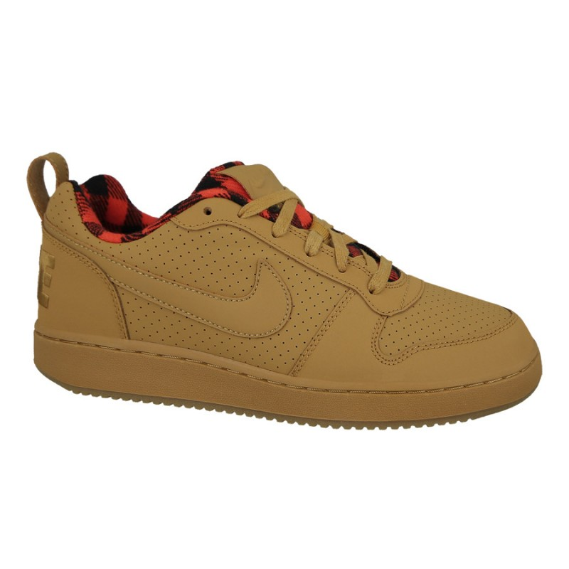 Nike Court Borough Low Premium 844881-700 Brown