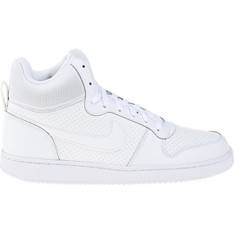 Nike Court Borough Mid 838938-111 White