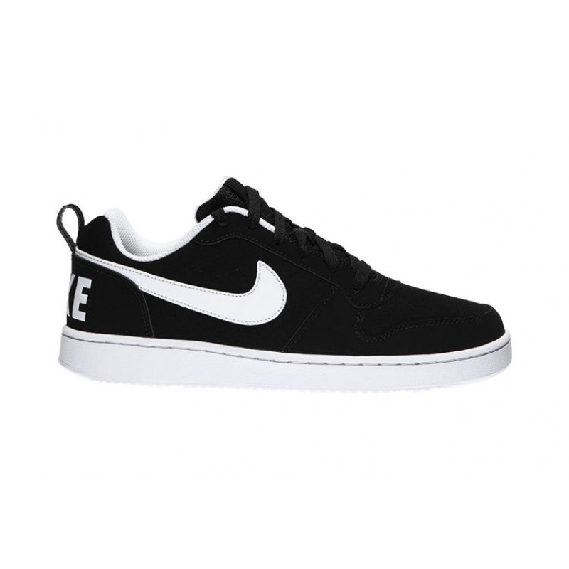 Nike Court Borough Low 838937-010 Black ,White