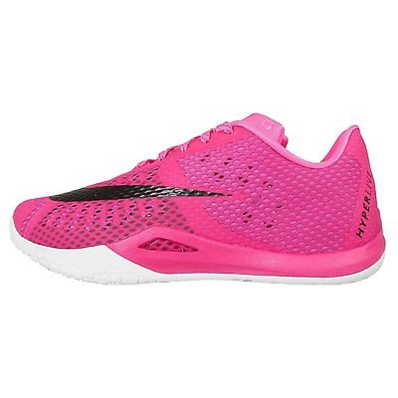 Nike HyperLive 819663-606 Pink ,White ,Black