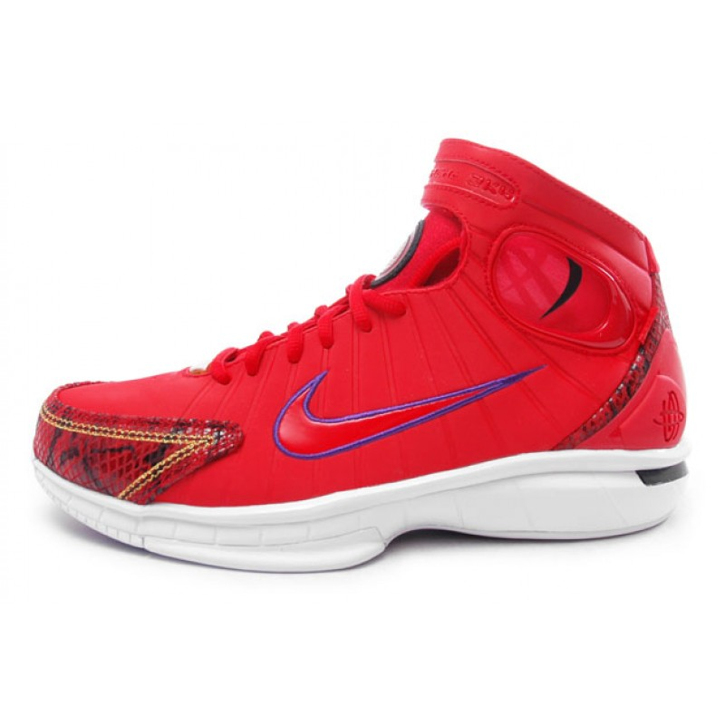 Nike Air Zoom Huarache 2K4Chinese New Year511425-600 Red ,Purple