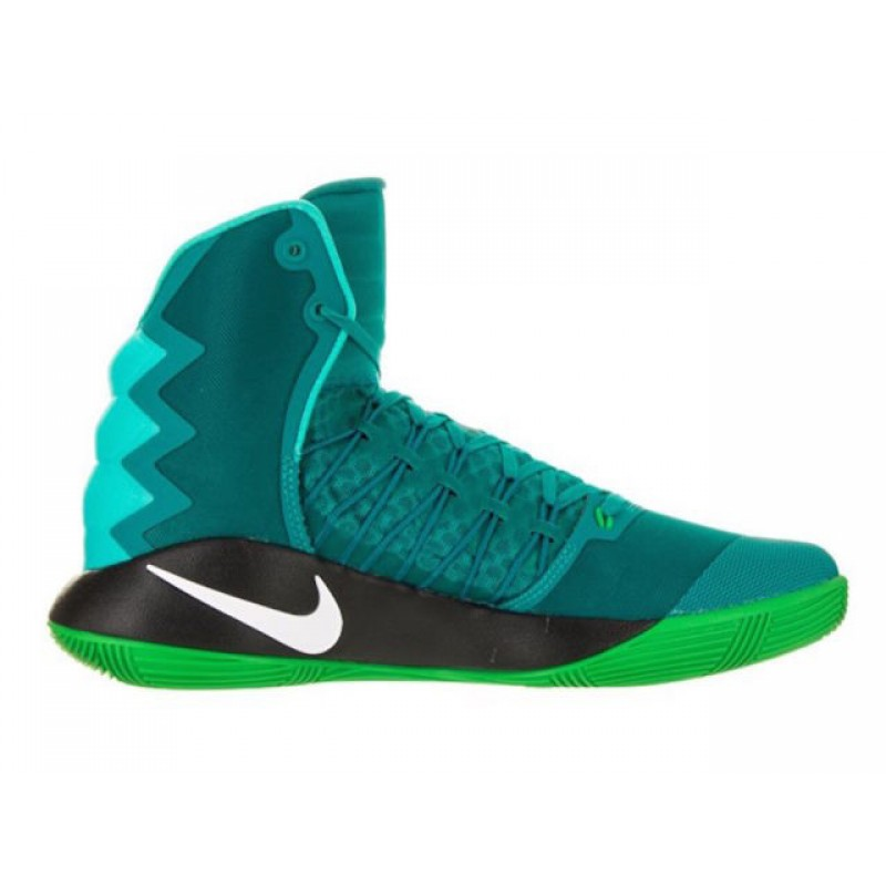 Nike Hyperdunk 2016 844359-313 White ,Green ,Black