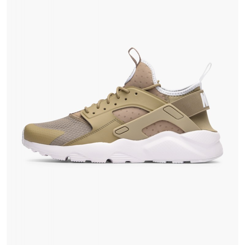 Nike Air Huarache Run Ultra 819685-200 Khaki ,Grey ,White