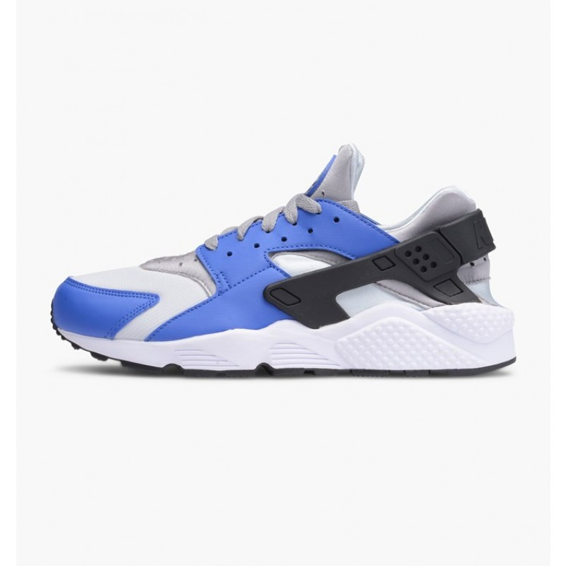 Nike Air Huarache 318429-406 Blue ,Silver