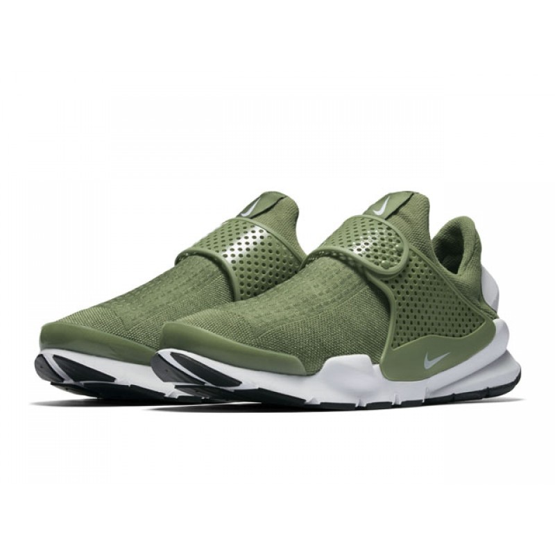 Nike Sock Dart KJCRD 819686-301 Green ,White ,Black