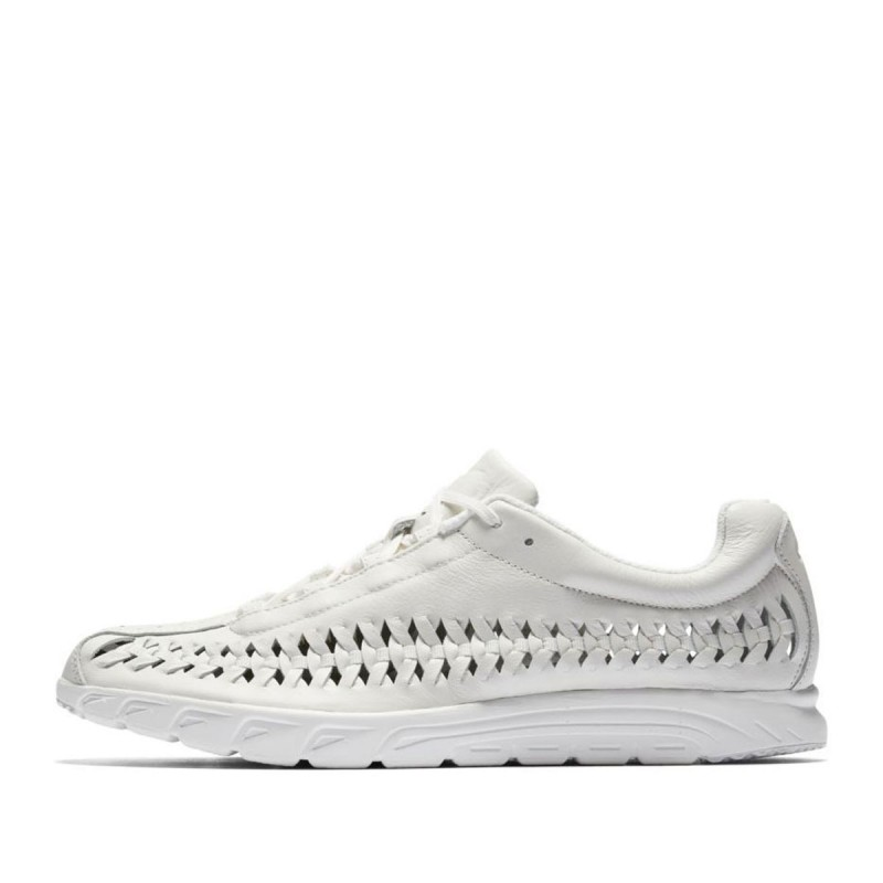 Nike Mayfly Woven Men's Low Sneakers 833132-100 White