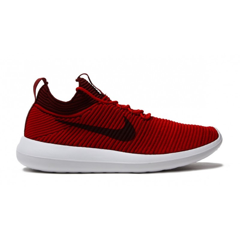 Nike Roshe Two Flyknit V 918263-600 Red