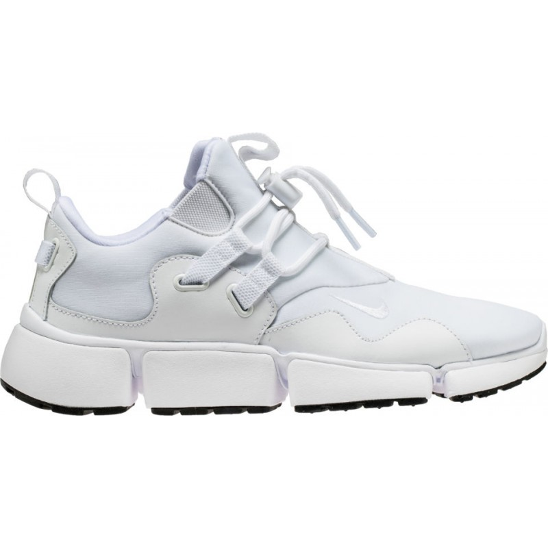 Nike Pocketknife DM 898033-100 White ,White ,Black