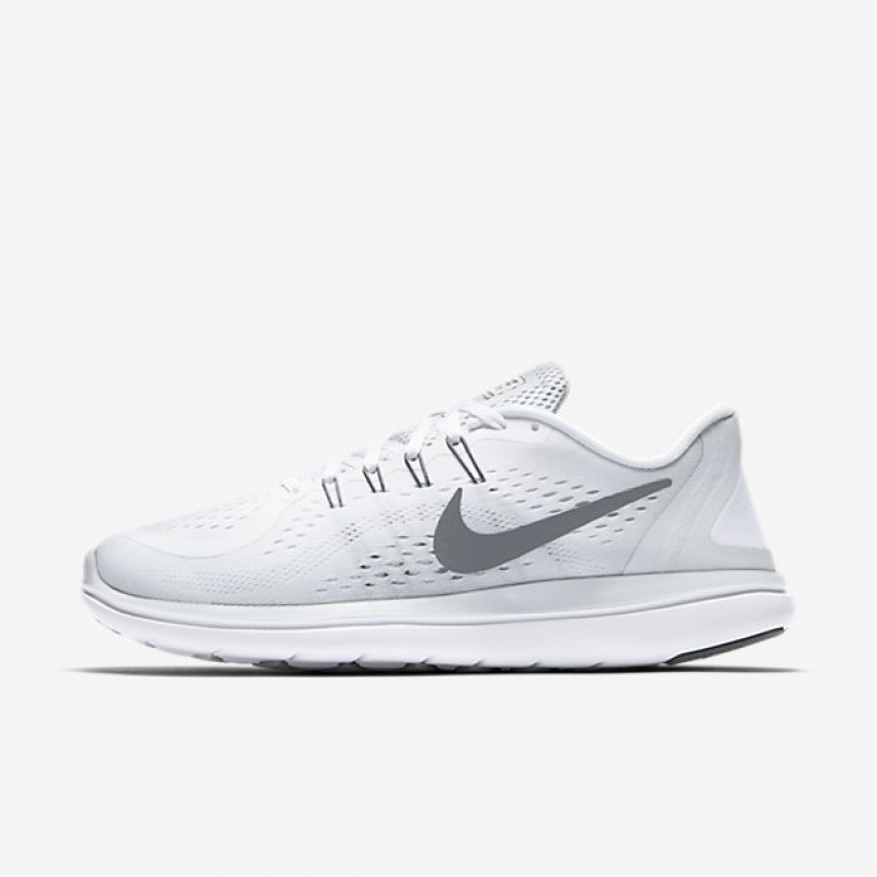 Nike Flex 2017 RN 898457-100 White ,Grey