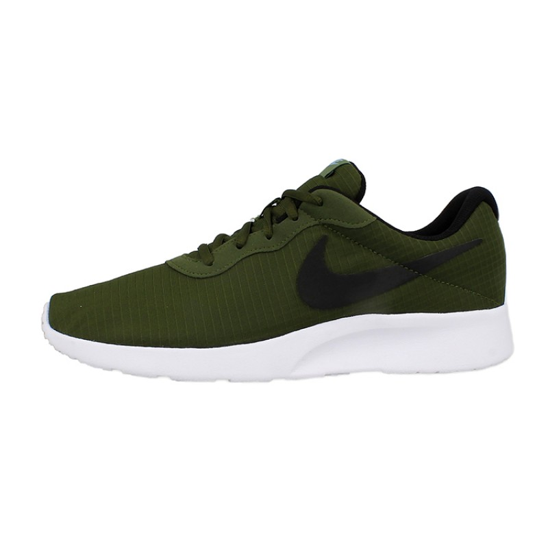 Nike Tanjun Premium 876899-300 Green ,Black ,White