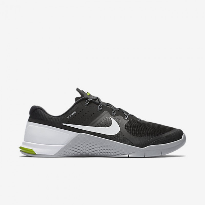 Nike Metcon 2 819899-001 Black ,White ,Grey