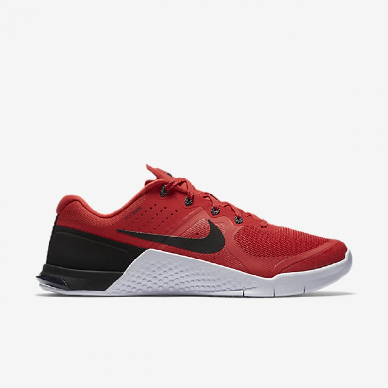Nike Metcon 2 819899-601 Red ,Black ,White