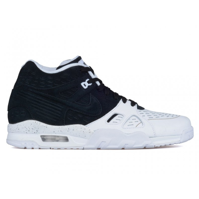 Nike Air Trainer III LE 815758-003 Black ,White ,Black