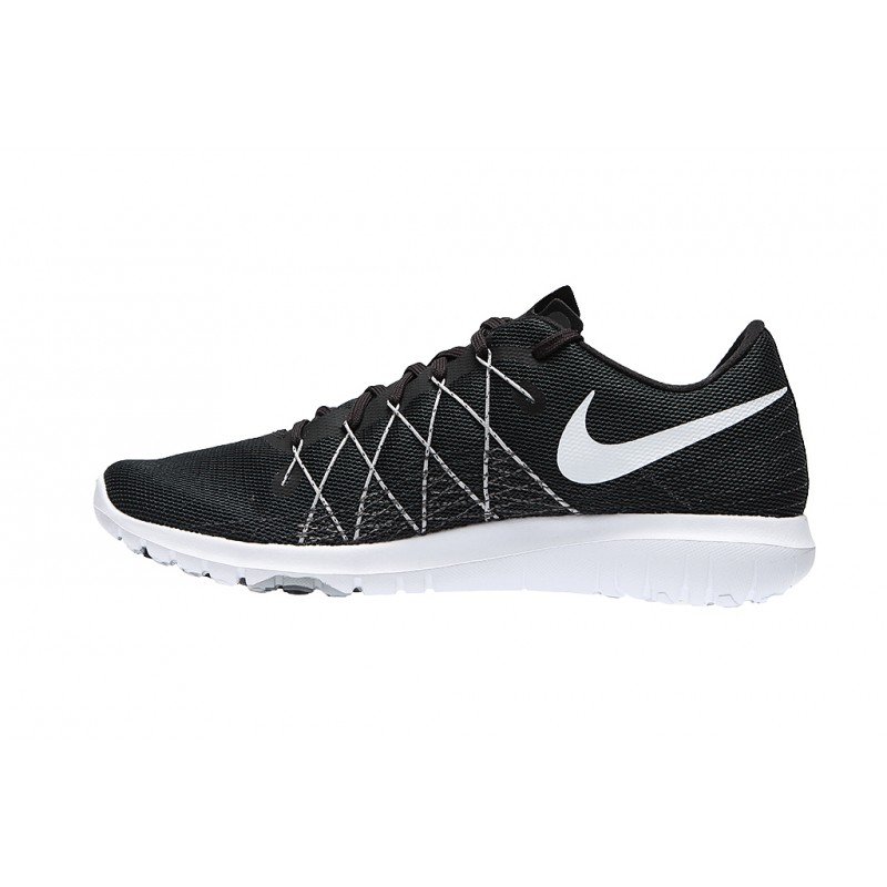 Nike Flex Fury 2 819134-001 Black ,Grey ,White