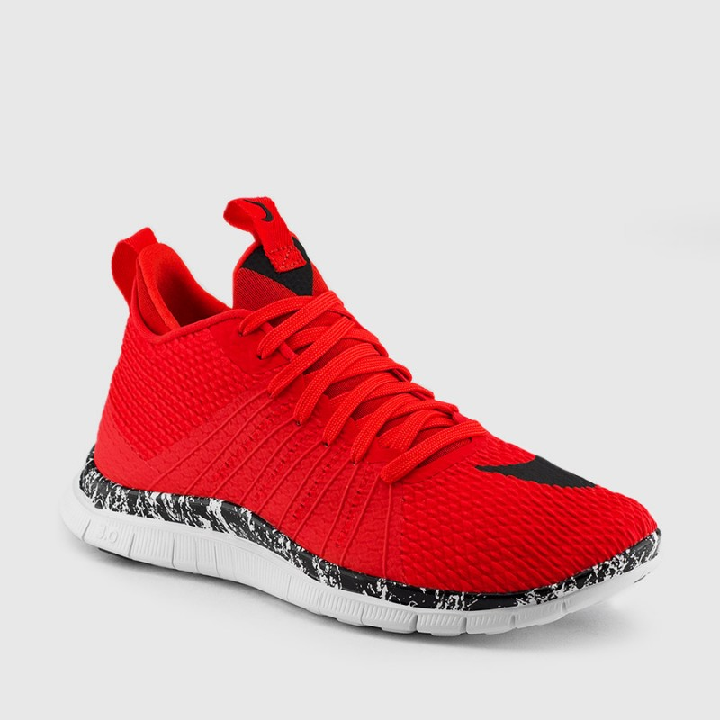 Nike Free Hypervenom 2 747139-600 Red ,Black ,White