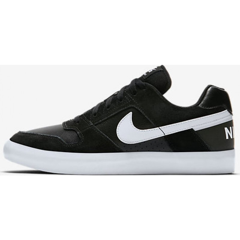Nike SB Delta Force Vulc 942237-010 Black ,White