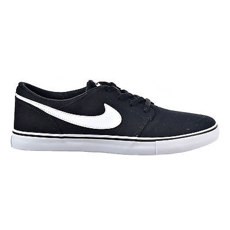 Nike SB Portmore II Solar Canvas 880268-010 Black ,White