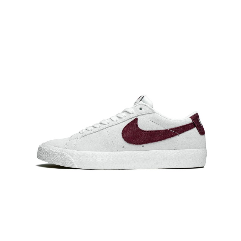 Nike SB Blazer Zoom Low 864347-169 White ,Red