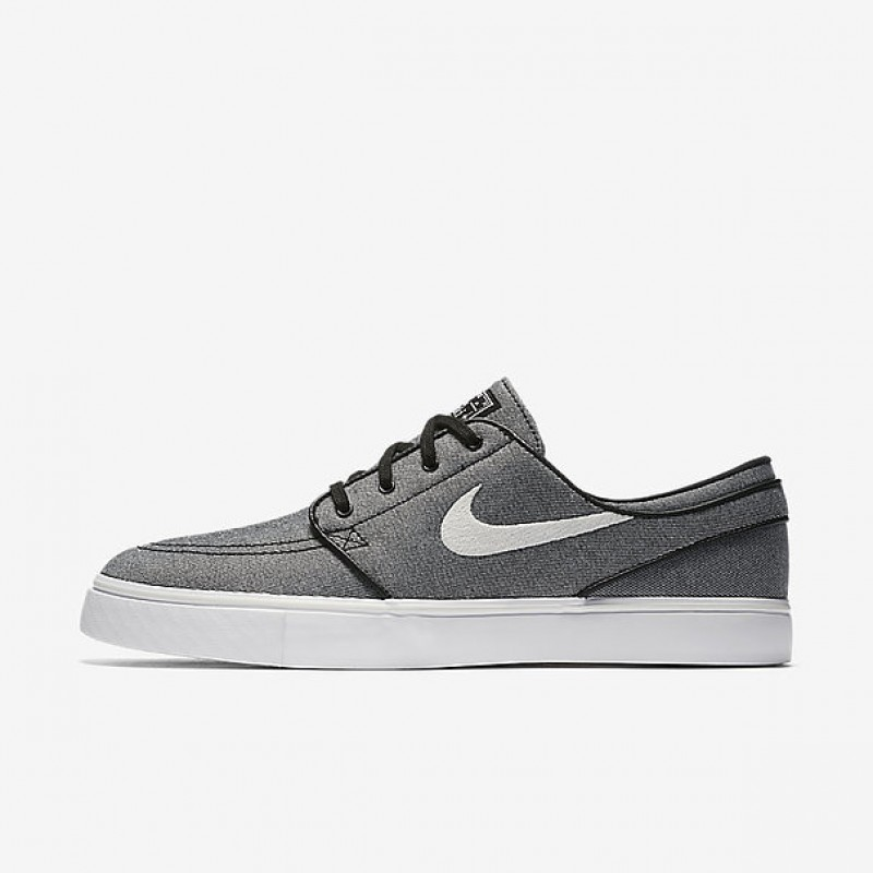 Nike SB Zoom Stefan Janoski Canvas 615957-015 Black