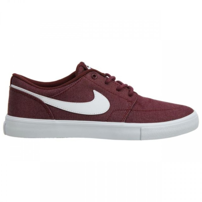 Nike SB Portmore II SLR CVS P 880269-610 Red ,White ,Black