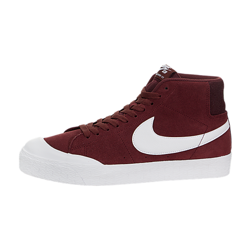 Nike SB Blazer Zoom Mid XT 876872-619 Red ,White