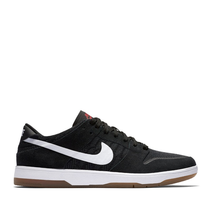 Nike SB Zoom Dunk Low Elite 864345-019 Black ,White ,Brown