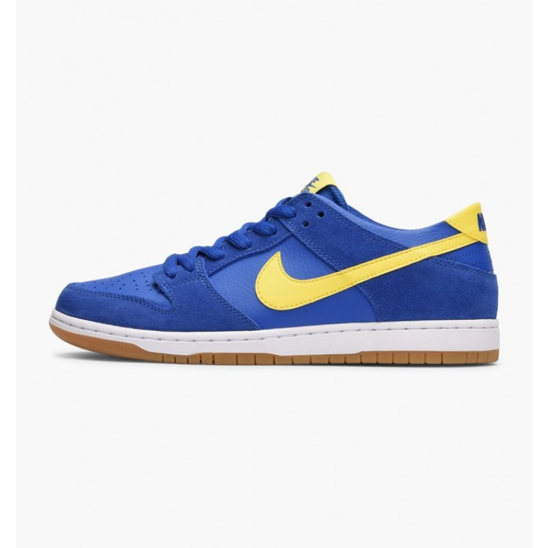 Nike SB Zoom Dunk Low ProBoca Juniors 854866-471 White