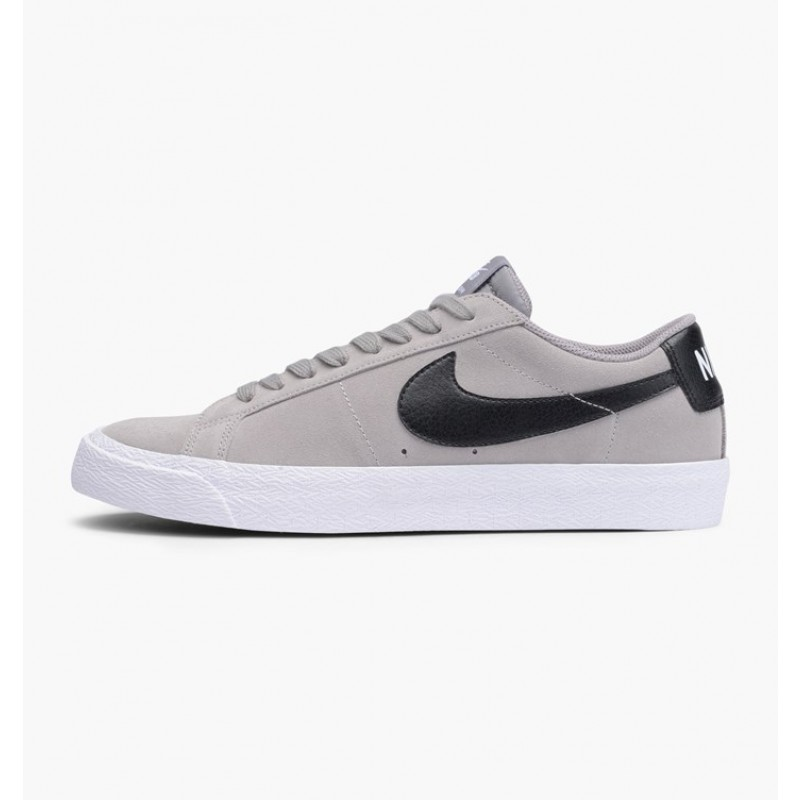 Nike SB Blazer Zoom Low 864347-009 Black ,White