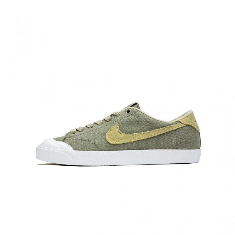 Nike SB Zoom All Court CK 806306-221 Khaki ,White ,Brown
