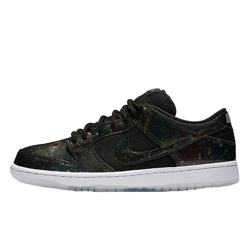 Nike SB Dunk Low TRD QS420 Galaxy 883232-001 Black ,White