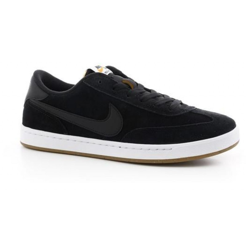 Nike SB FC Classic 909096-001 Black , Black ,White ,Orange