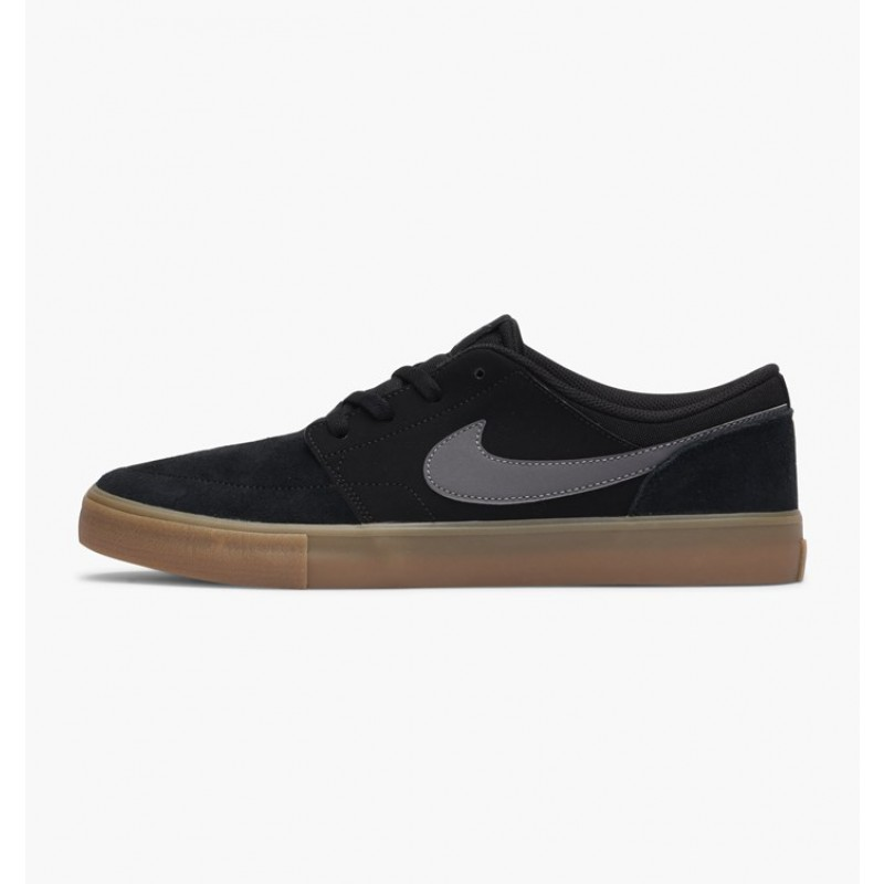Nike SB Portmore II Solar 880266-009 Black ,Grey ,Brown