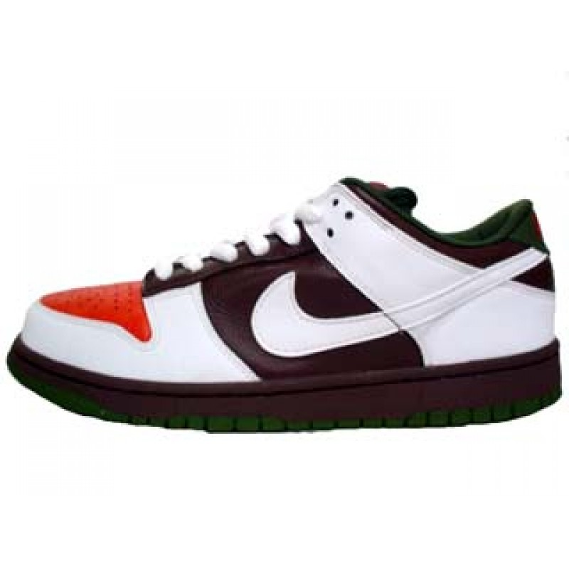 Nike SB Dunk Low ProOompa Loompa 304292-228 White