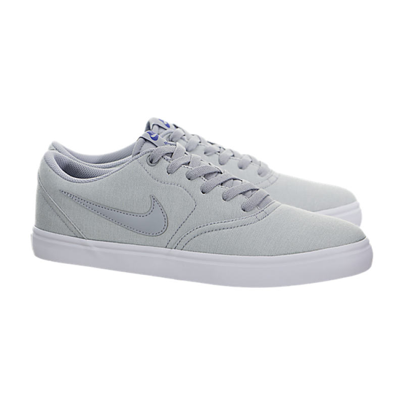 Nike SB Check Solarsoft Canvas Premium 844493-005 Grey