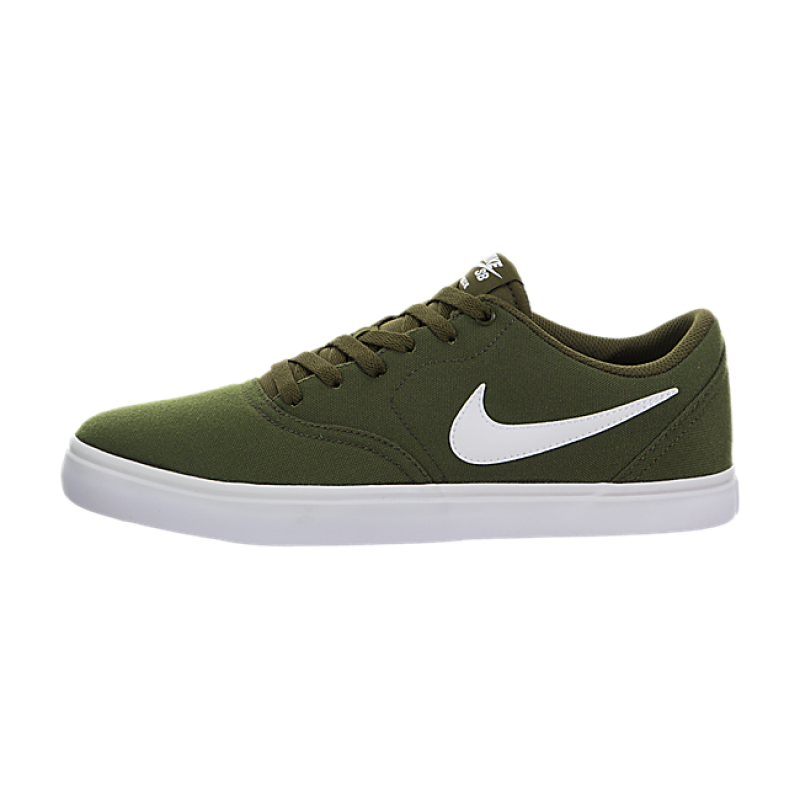 Nike SB Check Solarsoft Canvas 843896-311 Green ,White
