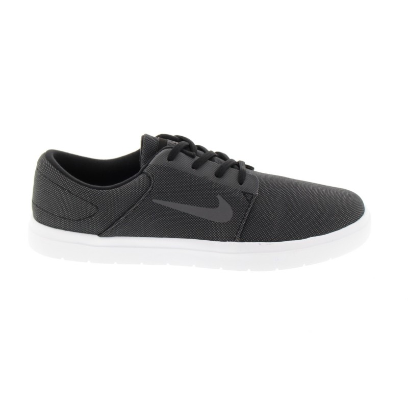 Nike SB Portmore Ultralight Canvas 844445-003 Black ,Grey
