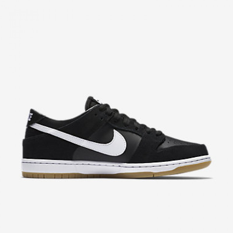 Nike SB Zoom Dunk Low Pro 854866-019 Black ,White ,Brown