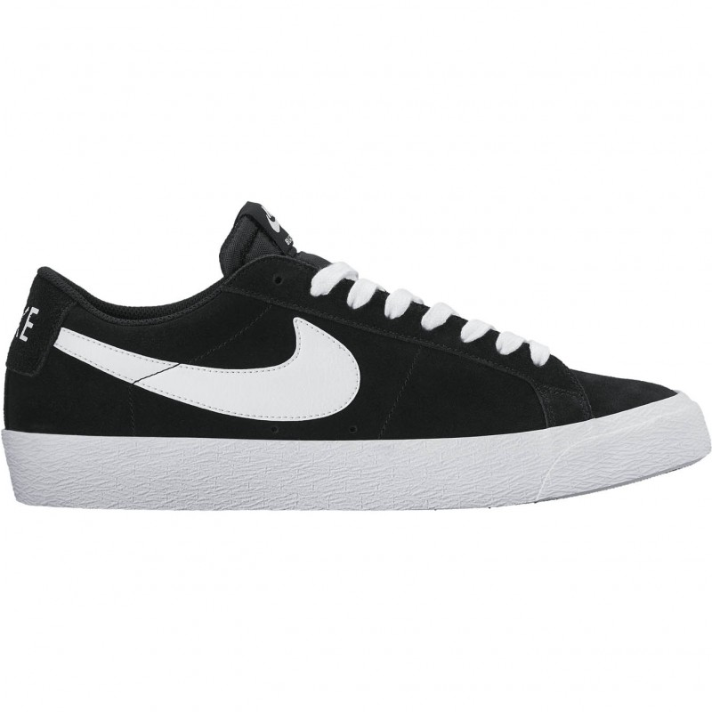Nike SB Blazer Zoom Low 864347-019 Black ,White