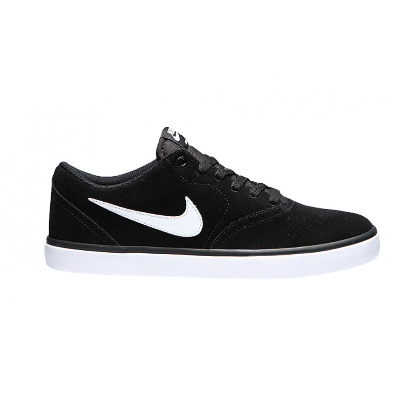 Nike SB Check Solarsoft 843895-001 Black , White