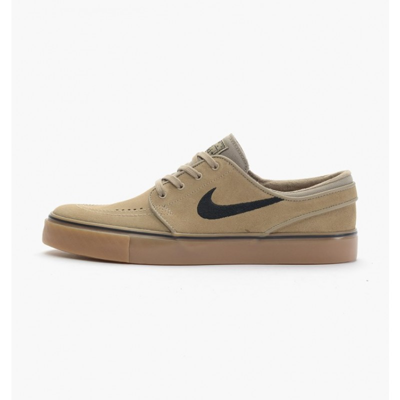 Nike SB Zoom Stefan Janoski 333824-212 Khaki ,Black ,Brown
