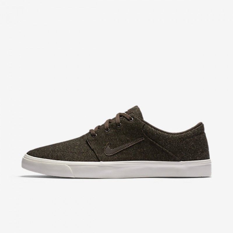 Nike SB Portmore Canvas Premium 807399-221 Brown