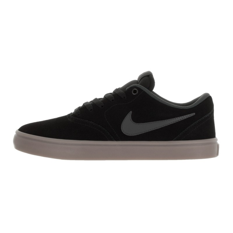 Nike SB Check Solarsoft 843895-003 Black ,Brown