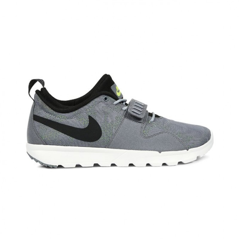 Nike SB Trainerendor 616575-007 Grey ,Black ,White
