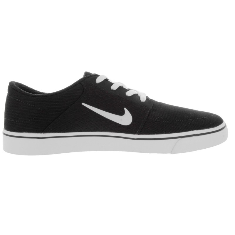Nike SB Portmore Canvas 723874-003 Black ,White