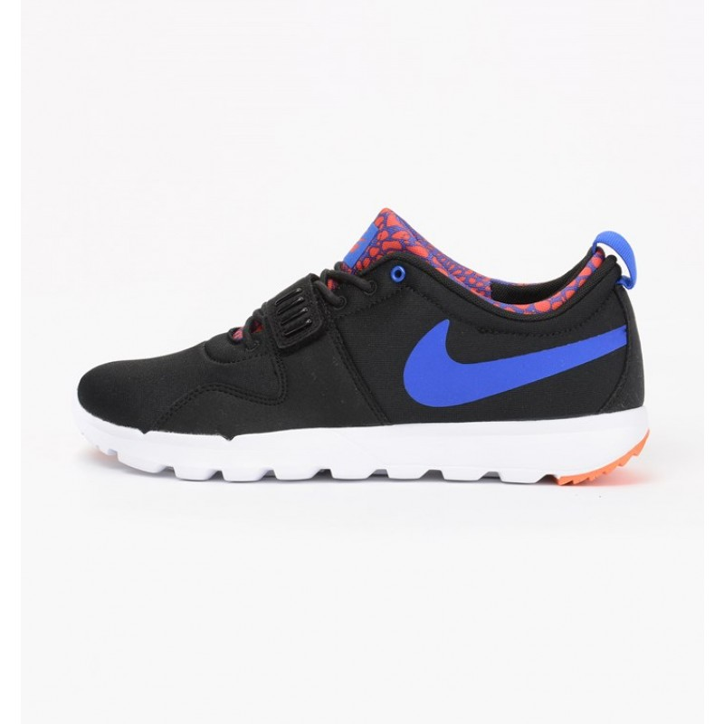 Nike SB Trainerendor 616575-046 Black , White ,Blue