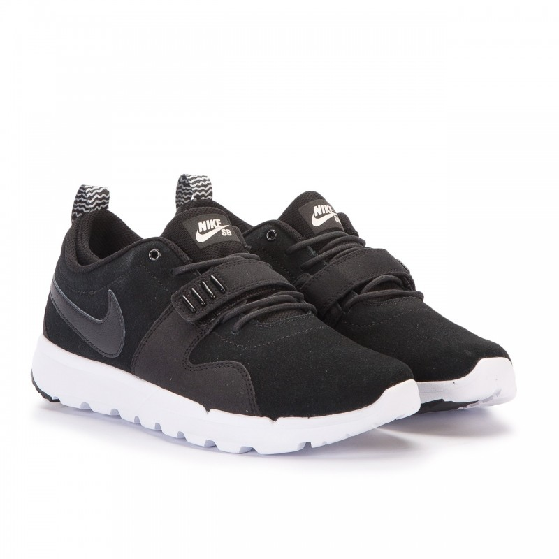 Nike SB Trainerendor L 806309-002 White ,Black