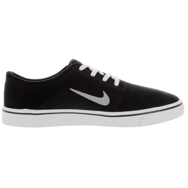 Nike SB Portmore 725027-012 Black , White ,Brown ,Grey